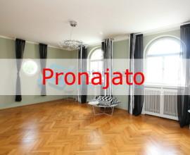 Pronájem nezařízeného bytu 4+1/B,G 130m2, Praha 6 Střešovice ul.Slunná