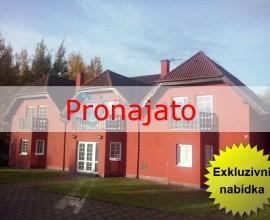 Pronájem bytu 4+1/B, 110 m², Psáry, Dolní Jirčany, okr. Praha - západ