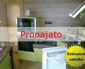 Pronájem zařízeného bytu 1+kk/B, 36m2, Praha 5 - Zličín, ul.Sazovická