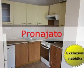 Pronájem nezařízeného bytu 2+kk/B, 52m2, Máslova Praha 6 Paťanka