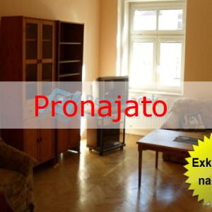 pronájem zařízeného bytu Praha 8 Karlín