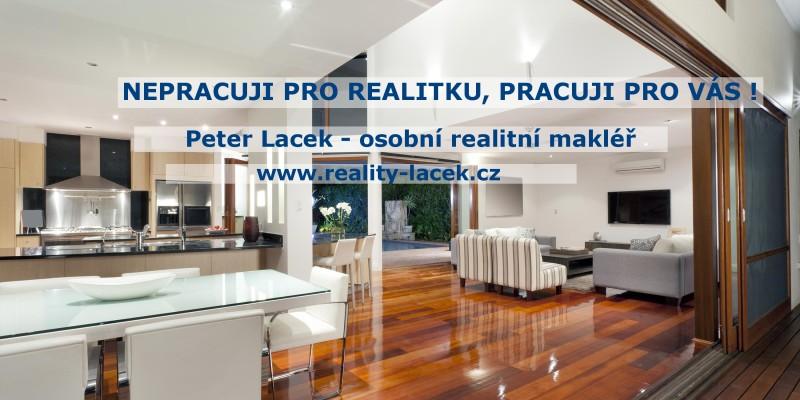 Vyhledání nemovitosti pro klienta