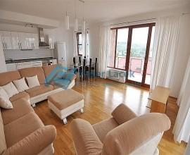 Prodej zánovního bytu 2+kk, 68m2, balkon 34m2, Praha 6 Podbaba, Máslova