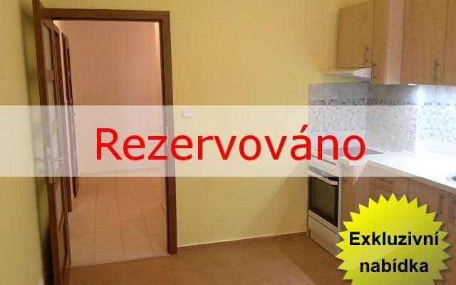 prodej bytu 1+1 Praha 8 troja