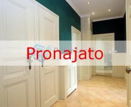 Pronájem bytu i k podnikání, 4+kk, 119m2/S, Praha 1, Mas. nábřeží