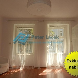 prodej bytu 2+kk Bubeneč