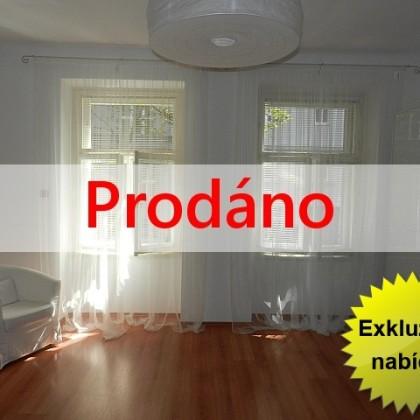 Prodej bytu po rekonstrukci 2+kk, 60 m2/S, Praha 6 Bubeneč, Národní obrany