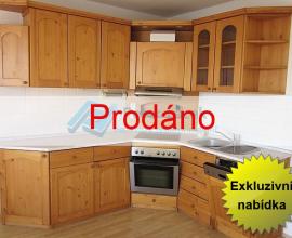 Prodej bytu 2+kk, 55m2, balkon 4m2, Praha 9 Libeň, Kovanecká