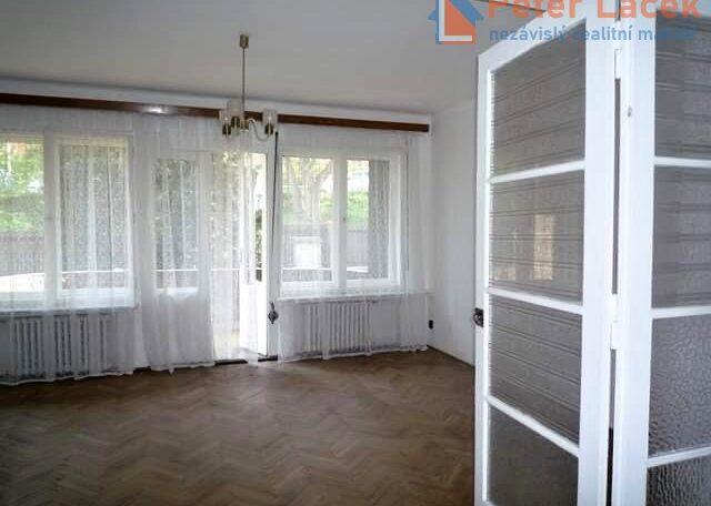 Pronájem bytu 4+1, 130m2, Praha 5 Smíchov, ul. U Blaženky